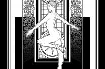 Art Nouveau – Nero Cavargini
