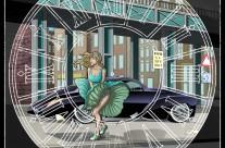 Downtown 50 – Nero Cavargini