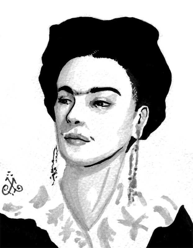 Frida Kahlo – Artemisia Amorotti
