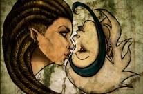 Self, We are fairies inside – Artemisia Amorotti