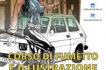 CORSI DI FUMETTO E ILLUSTRAZIONE 2017-2018